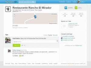 ¿Qué es FourSquare y por qué mi empresa no está dentro?