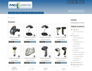 ZEWS afina detalles en el nuevo sitio web de MC Logística