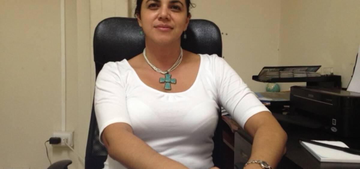 Lucrecia Caballero, gerente de Conexiones Internacionales