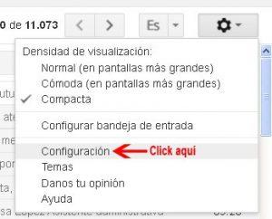 ¿Cómo crear un filtro antispam para los correos electrónicos en Google Apps / Gmail?