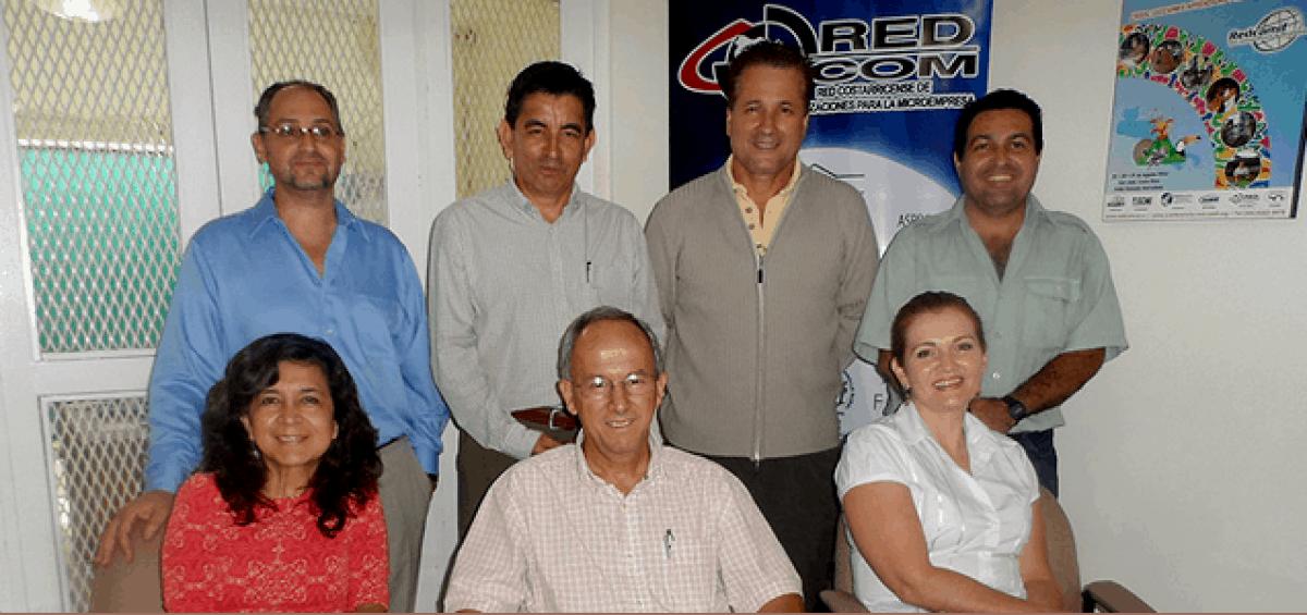 La Red Costarricense de Organizaciones para la Microempresa se renueva en Internet
