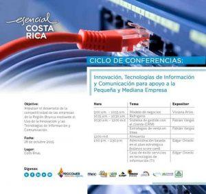 Ciclo de Conferencias en COTO BRUS