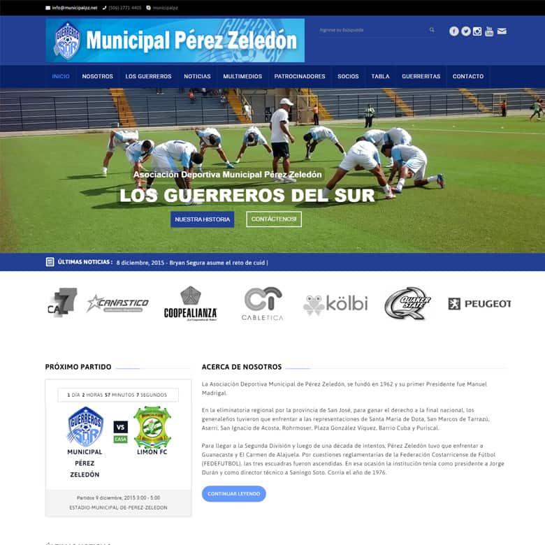 Sitio Municital Pérez Zeledón