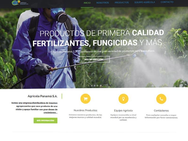 Sitio Agrícola Panamá S.A