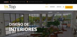 In Top, un sitio web dónde encontrar servicios de Ingeniería Topográfica y Agrimensura