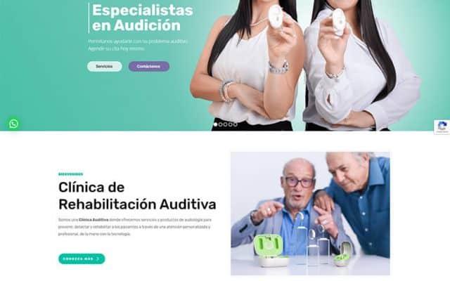Clínica de Rehabilitación Auditiva