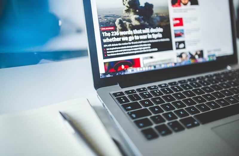 Un sitio web es lo que necesito para triunfar online