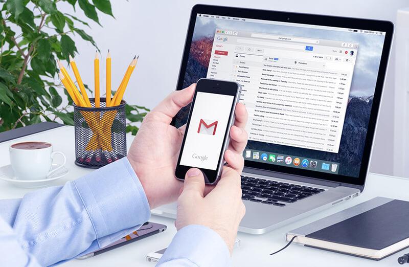 Cómo abrir varias cuentas de Gmail o G Suite a la vez
