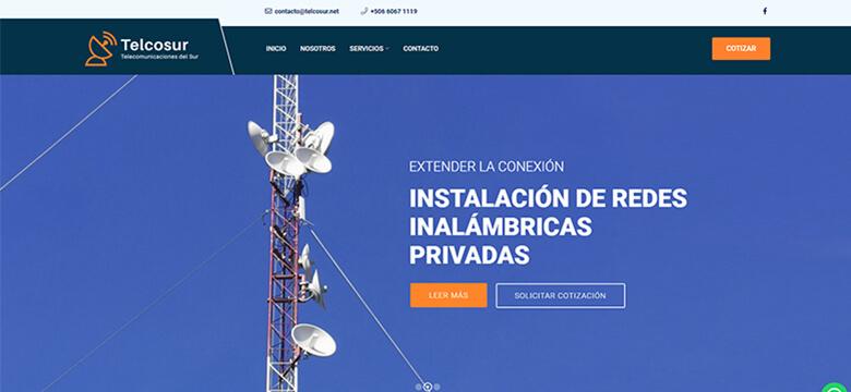telcosur sitio